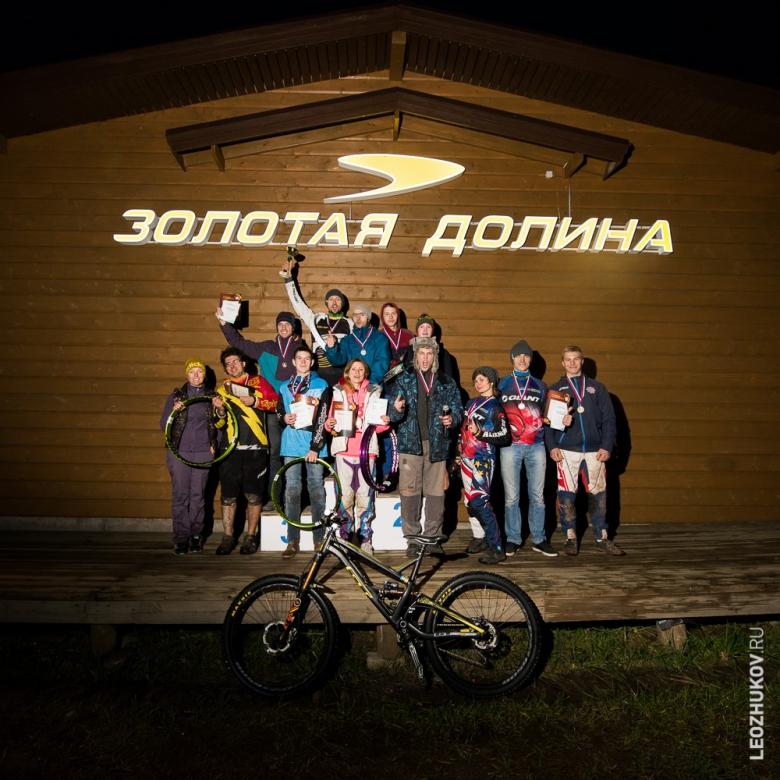 Блог им. Lenin_TC: Фотоотчет с мини-дх в Золотой долине