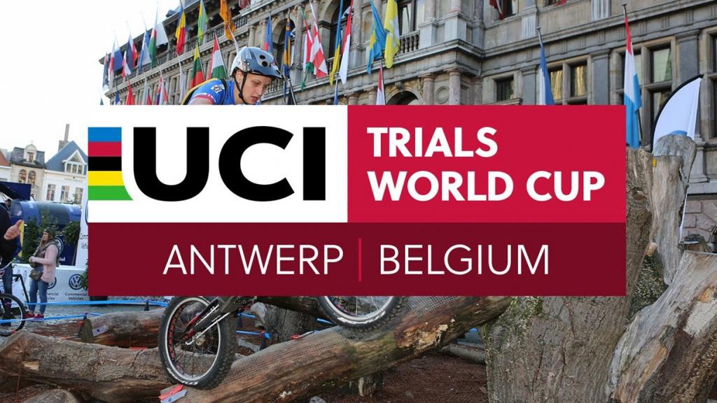 Блог им. Lenin_TC: Трансляция заключительного этапа Кубка мира по триалу в Антверпене