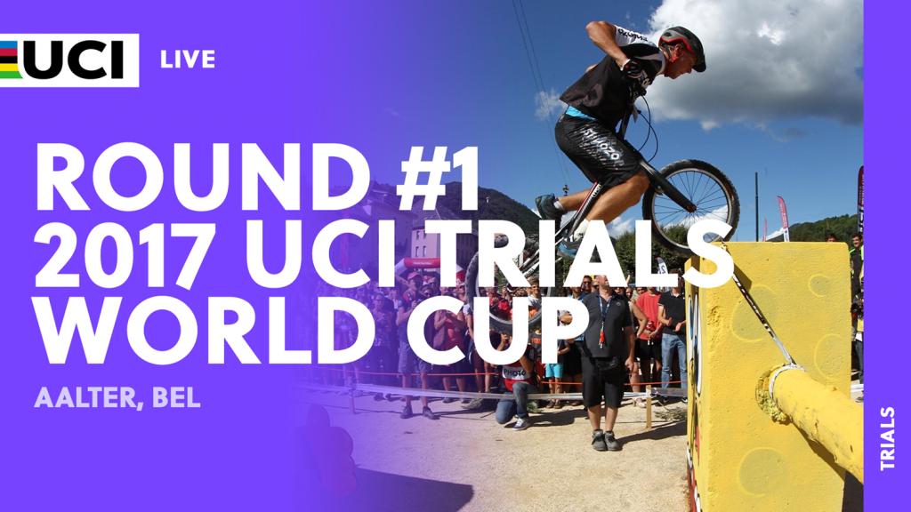 World events: Трансляция первого этапа Кубка мира по триалу