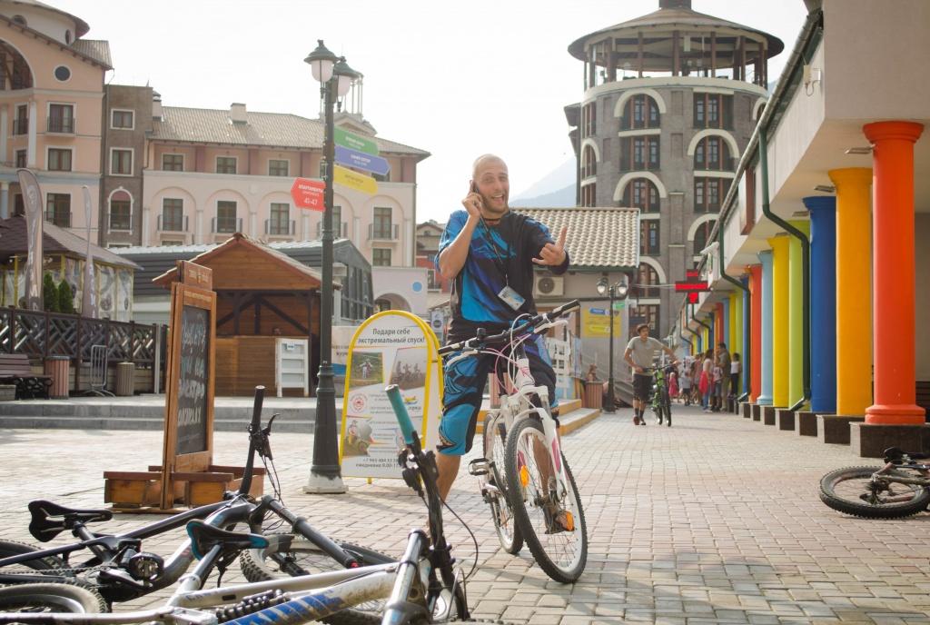 Блог им. DmitriyLazarev: Gorky Bike Park