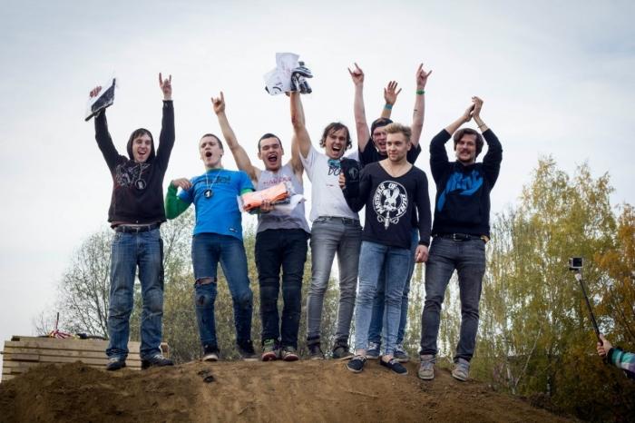 Блог им. IlyaBabay: Dirt Party. Repack. Бутово.