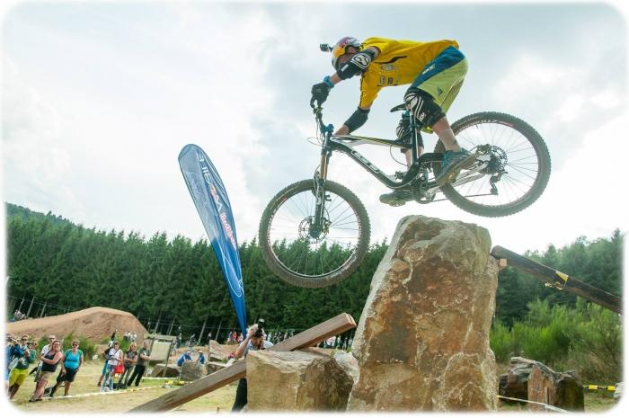 Блог им. Troy: Первые соревнования в дисциплине Enduro-Trial