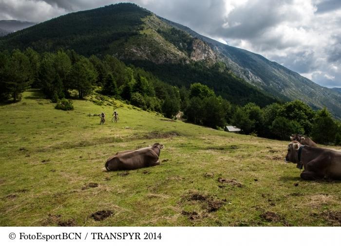 Блог им. zizz: Transpyr 5-й этап. Ainsa — Jaca