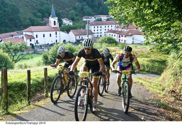 Блог им. zizz: Transpyr 7-й этап. Roncesvalles - Hondarribia