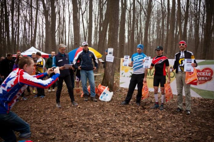 Блог им. grizzlik: Отчет об открытии гоночного сезона 26 апреля на гонке Рубеж обороны. Рублевский загар