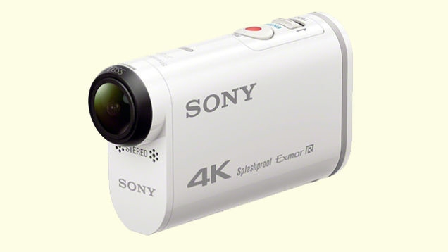 Ride Time Team: Первый взгляд: новая экшн-камера от Sony