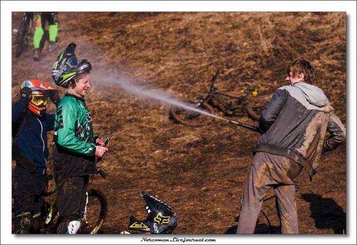 Ride Time Team: Ореховское Погрязнение 2015