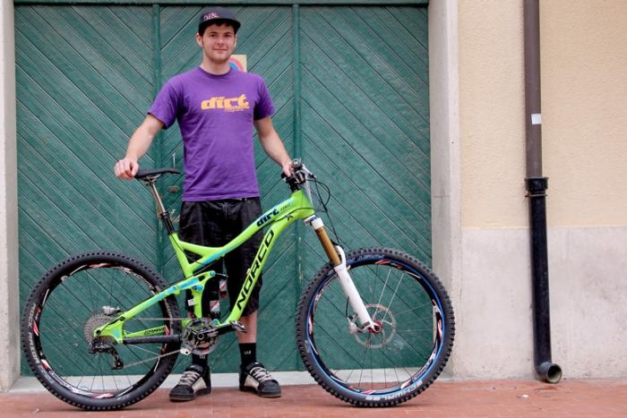 Блог компании Триал-Спорт: Norco: Грэг Каллаган – интервью с подсказками и советами