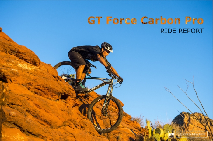 Блог компании Триал-Спорт: GT Force Carbon Pro 2014 – Тест. Часть вторая: практика и впечатления