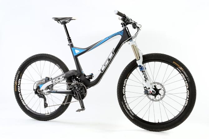 Блог компании Триал-Спорт: GT Sensor Carbon Pro – тест и детали
