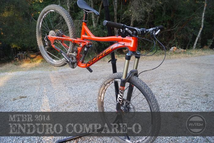 Блог компании Триал-Спорт: Первый взгляд: Norco Range Alloy 7.1