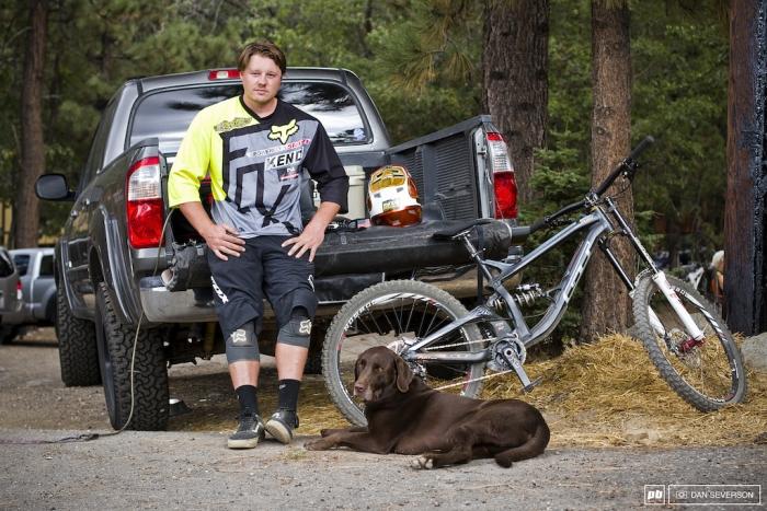 Блог компании Триал-Спорт: GT: Кайл Стрэйт – интервью перед Red Bull Rampage 2014