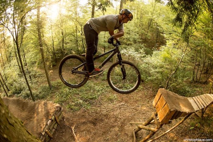 Блог компании Триал-Спорт: GT: Амир Каббани вернулся и продолжил съемки «In The Woods 3»