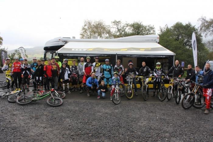 Блог компании Триал-Спорт: GT: Experience Day вместе Афертонами