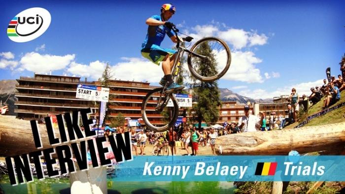 Блог компании Триал-Спорт: GT: Что нравится Кенни Белэи?