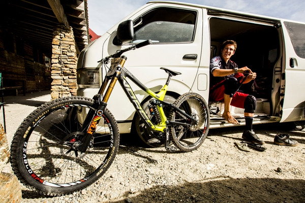 Блог компании Триал-Спорт: Norco: Интервью с Сэмом Бленкинсопом