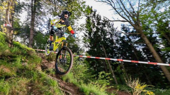Блог компании Триал-Спорт: GT: Победа Мартина Мэйеса в Enduro d'Ambleve