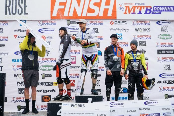 Блог компании Триал-Спорт: GT: Двойная победа на втором этапе BDS в Fort William