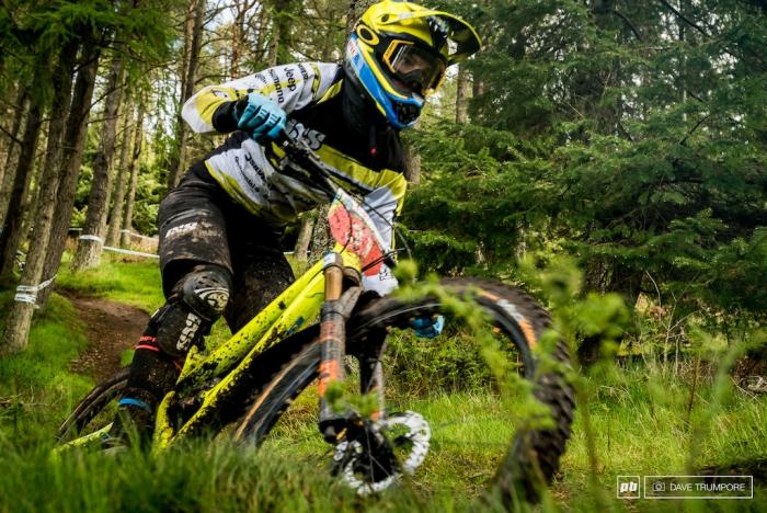 Блог компании Триал-Спорт: GT: Третий этап EWS. Шотландская история