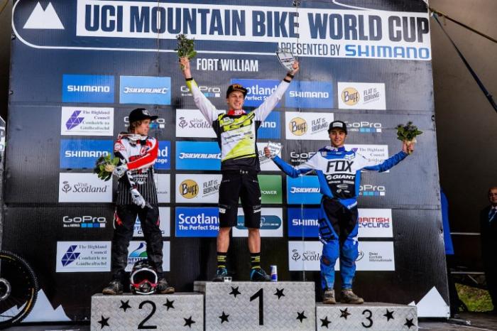 Блог компании Триал-Спорт: GT: Два золота и подиум на втором этапе Кубка Мира в Fort William