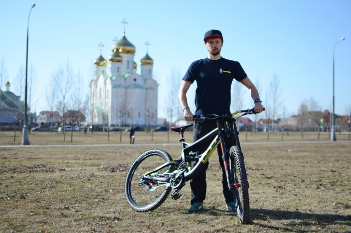 Блог компании Триал-Спорт: GT: Иван Кунаев едет в Братиславу на City Downhill World Tour!