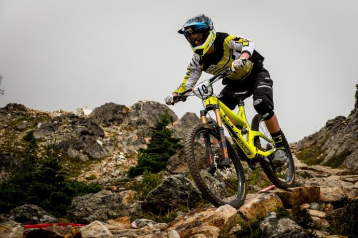 Блог компании Триал-Спорт: GT: Мартин Мэйес – в шаге от подиума на шестом этапе EWS, Crankzilla