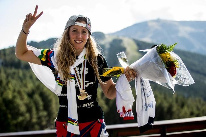 Блог компании Триал-Спорт: GT: Две медали и одно разочарование на Чемпионате Мира 2015
