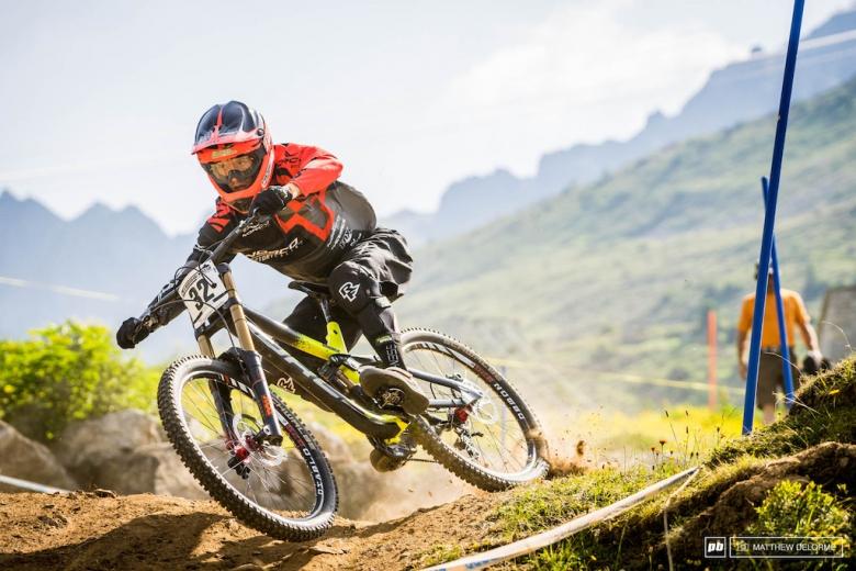 Блог компании Триал-Спорт: Norco: На пути к вершине срезок нет – Интервью с Гарри Хитом для Pinkbike.com