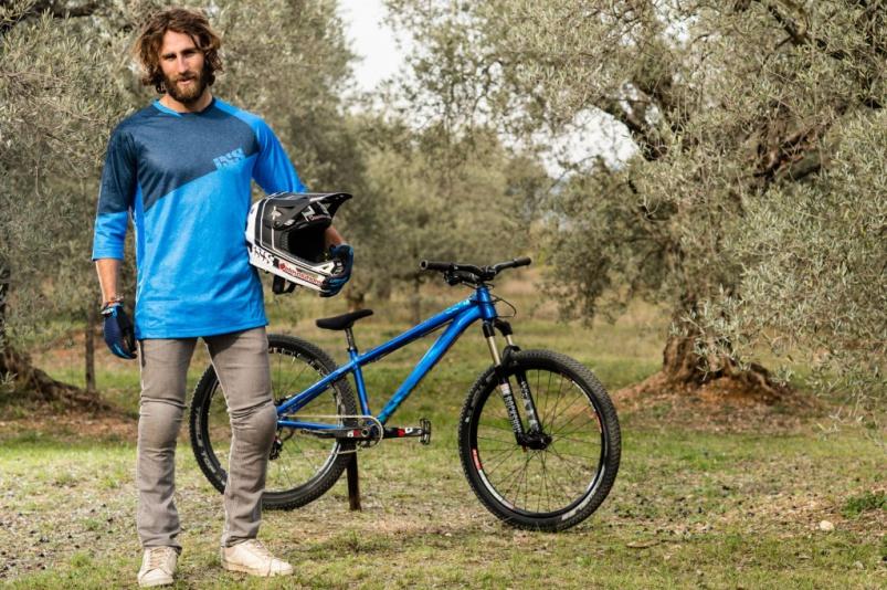 Блог компании Триал-Спорт: Эдриен Лорон присоединяется к команде Norco Bicycles