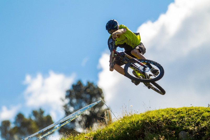 Блог компании Триал-Спорт: Спортсмены Norco Bicycles на фестивале Crankworx