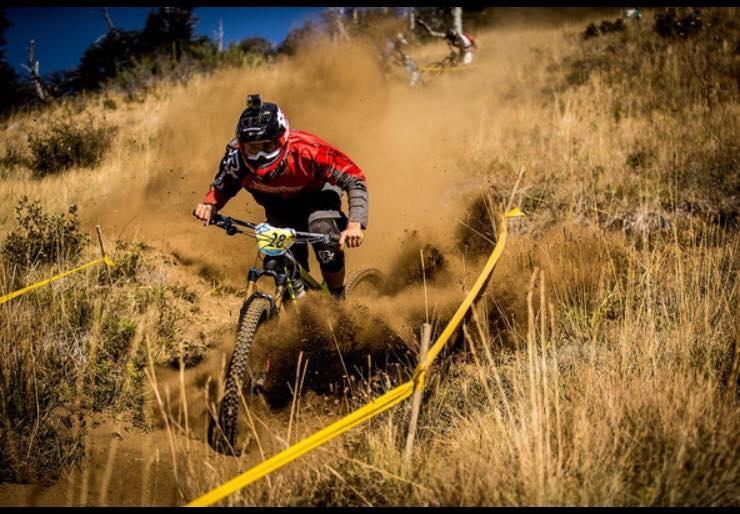 Блог компании Триал-Спорт: Norco: Сэм Бленкинсоп на подиуме EWS в Аргентине