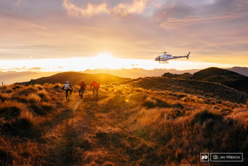 Блог компании Триал-Спорт: Norco: Осенние приключения на южном острове Новой Зеландии