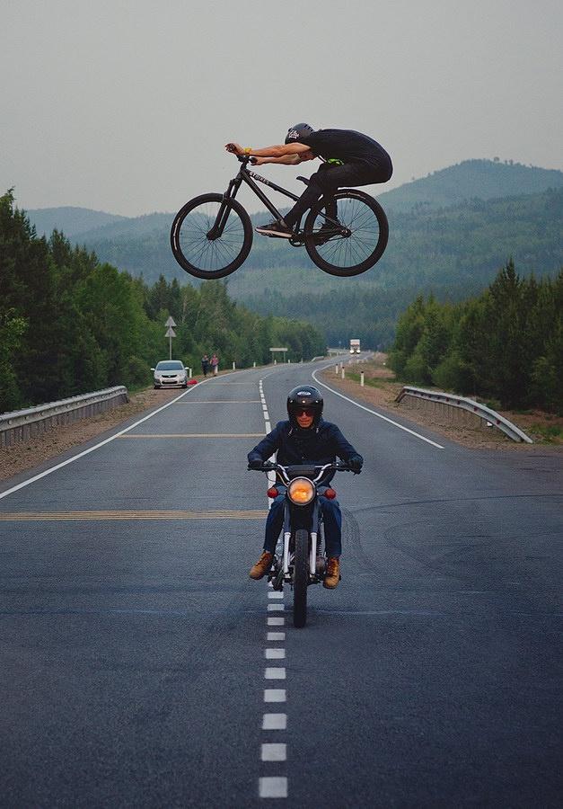 Блог им. Trial-Sport: Байкчек райдера команды GT Евгения Курникова