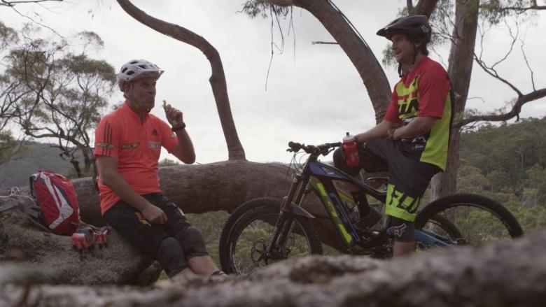 Блог компании Триал-Спорт: GT: Ханс Рэй и Тайлер МакКоул. Приключения в Тасмании