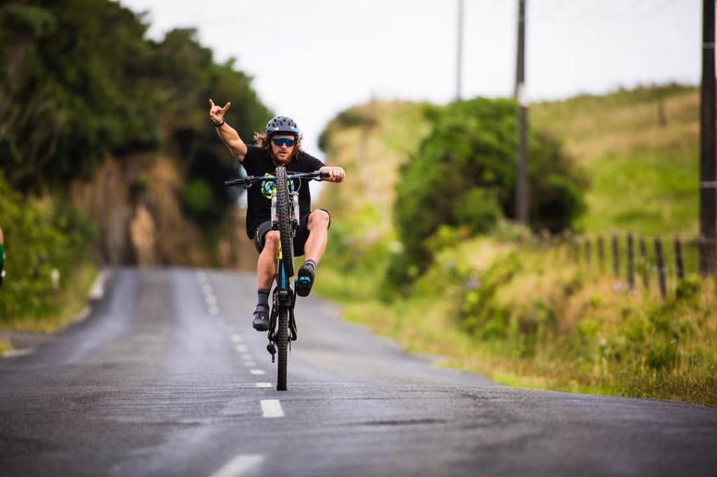 Блог компании Триал-Спорт: GT: Урок со сдачей зачета от Вина Мастерса