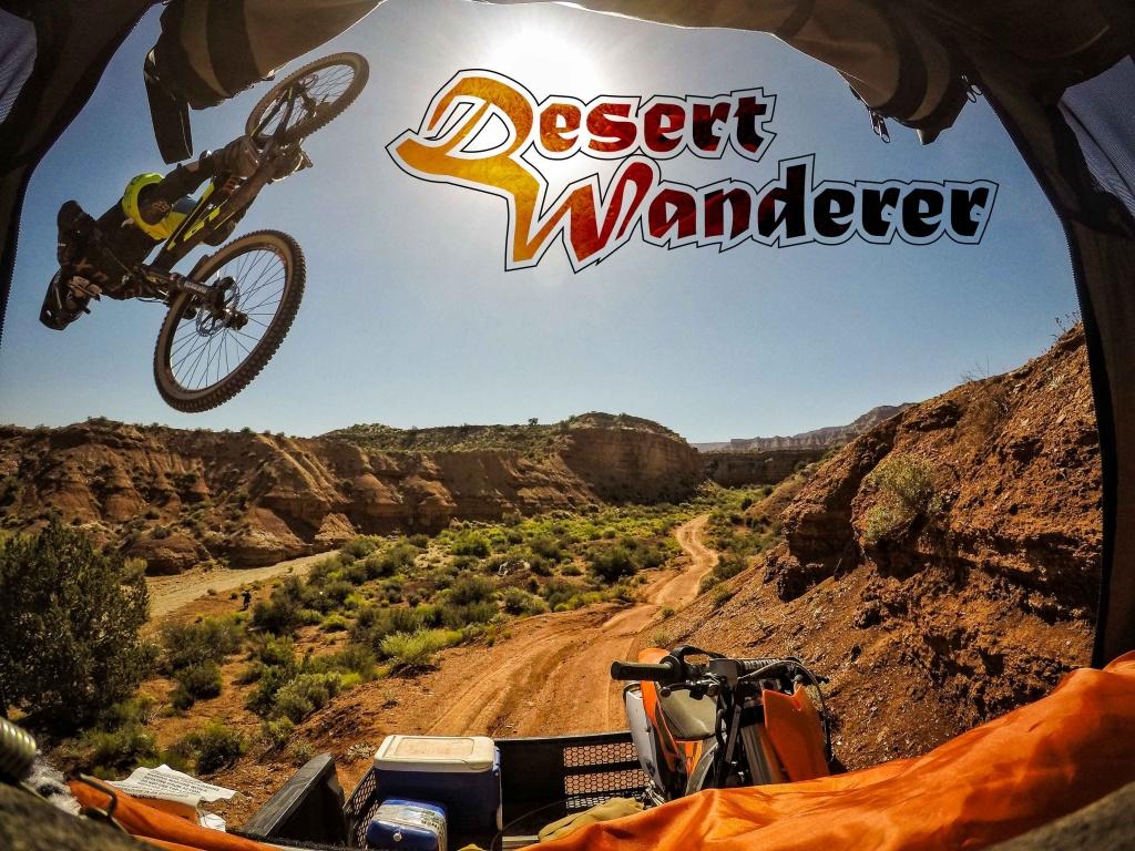 Блог компании Триал-Спорт: GT: Тайлер МакКоул – странник в пустыне