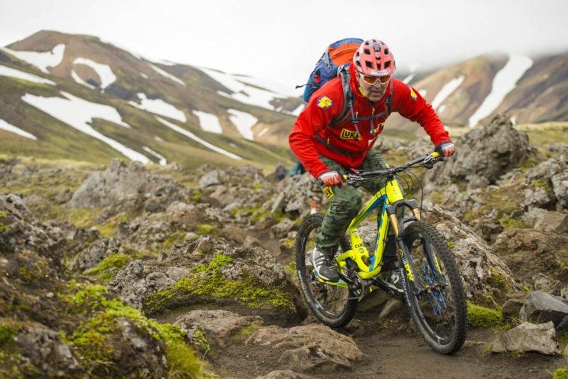 Блог компании Триал-Спорт: GT: Ханс Рэй – советы бывалого