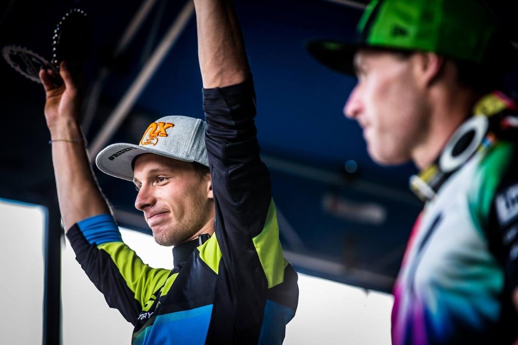 Блог компании Триал-Спорт: GT: Мартин Мэйес – второй на EWS#6 в Aspen Snowmass