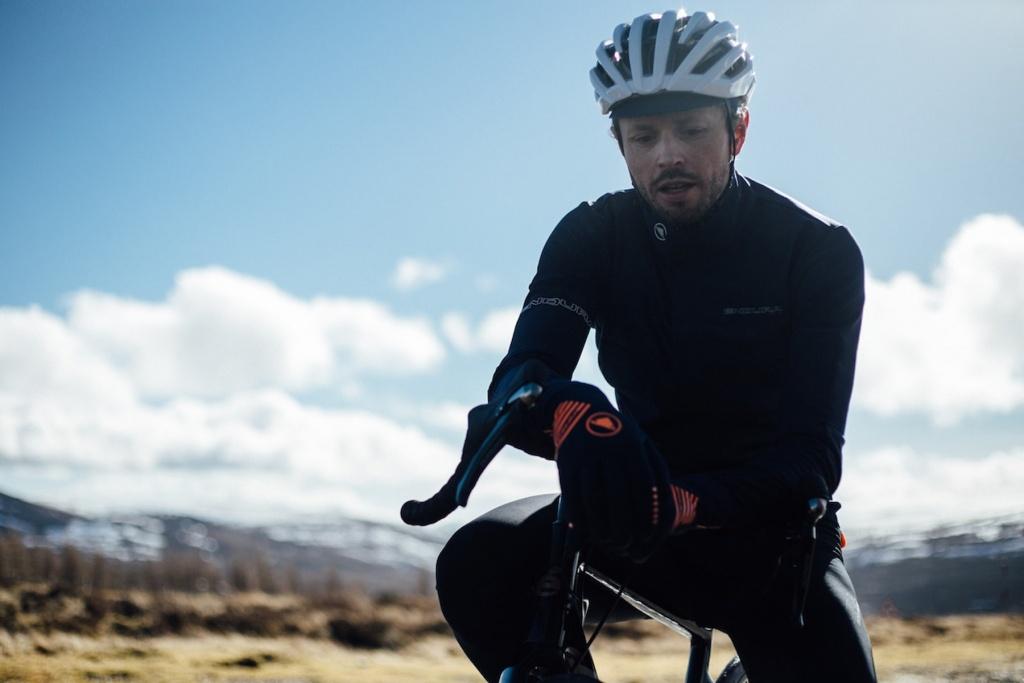 Блог компании Триал-Спорт: Endura: Уолтер Гамильтон – велосипедист с большой буквы