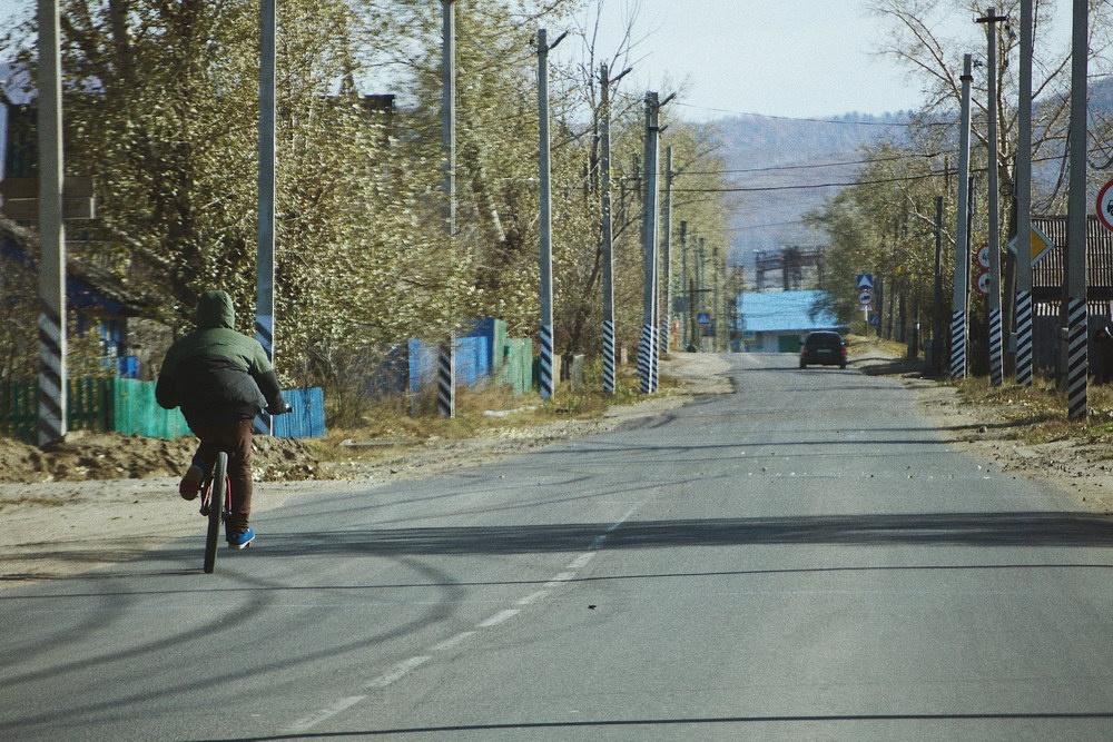 Блог компании Триал-Спорт: GT: Приключения Жени Курникова в Шилке