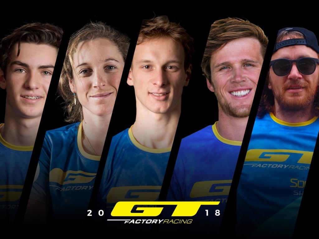 Блог компании Триал-Спорт: GT Factory Racing Team 2018: Частичная перезагрузка