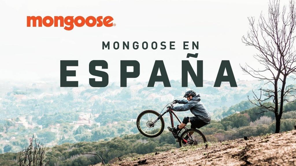 Блог компании Триал-Спорт: Mongoose En España