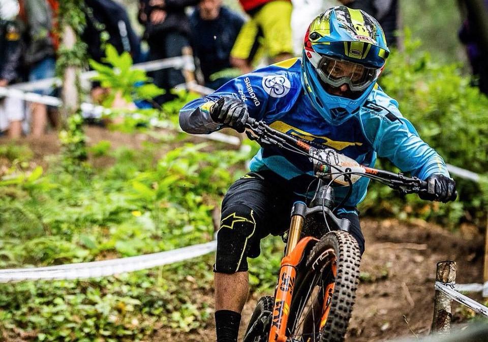 Блог компании Триал-Спорт: GT: Мартин Мэйес – третий на третьем. EWS#3 в Olargues