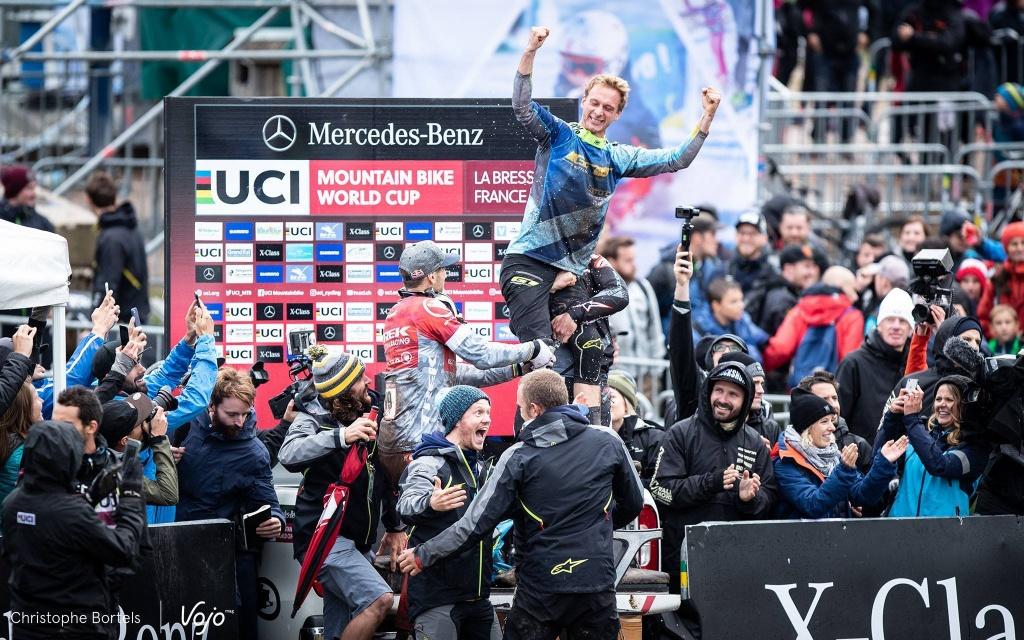 Блог компании Триал-Спорт: GT: Победная финально-кубковая точка от Мартина Мэйеса. Или запятая?