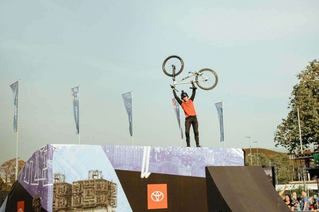 Блог компании Триал-Спорт: GT: Евгений Курников второй на Moscow City Games