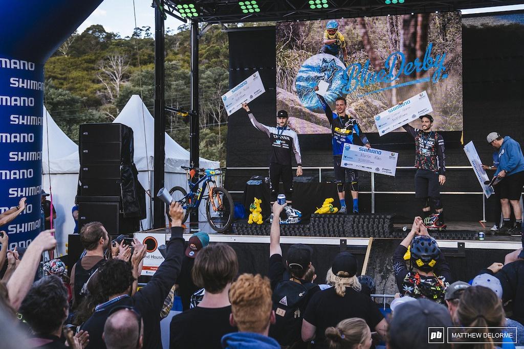 Блог компании Триал-Спорт: GT: Тасманийский эндуро-дьявол. Второй этап EWS