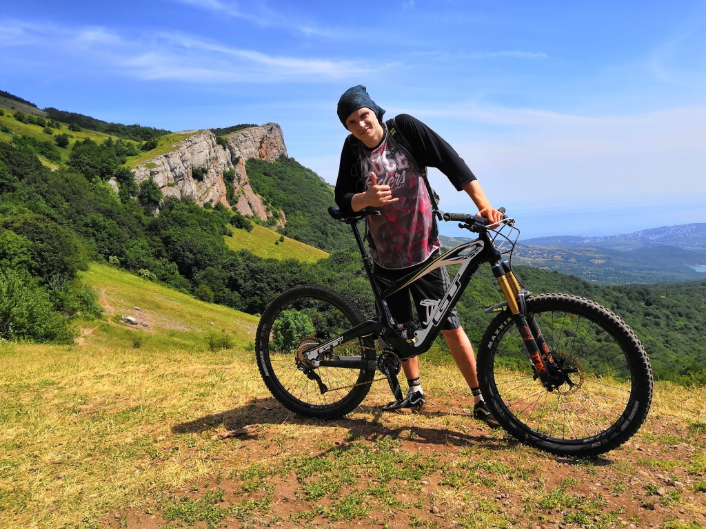 Блог компании Триал-Спорт: GT: Крымские Хроники. Домашние трейлы и не только