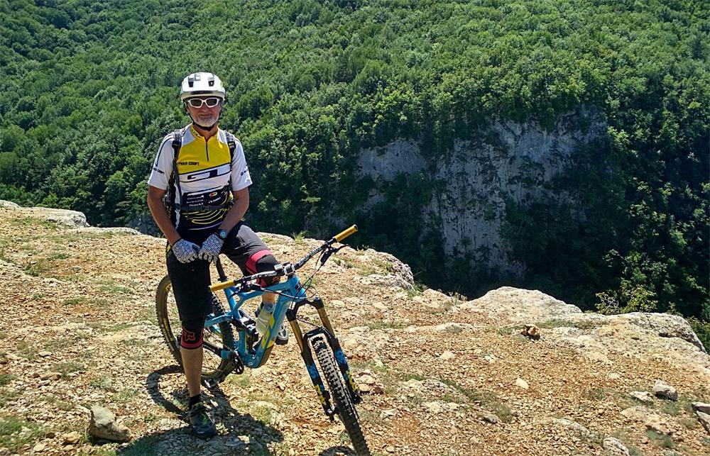 Блог компании Триал-Спорт: GT: Крымские Хроники. Большой Каньон