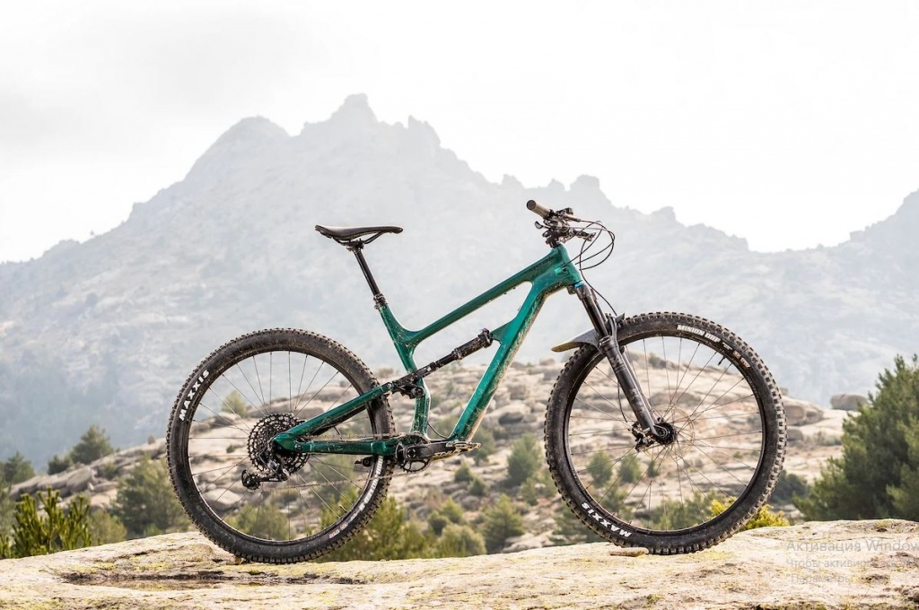 Блог компании Триал-Спорт: Cannondale Habit Carbon 3. Теория и практика