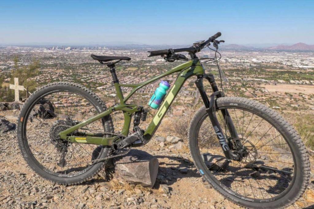 Блог компании Триал-Спорт: GT Sensor Carbon Expert. Однажды на Диком Западе